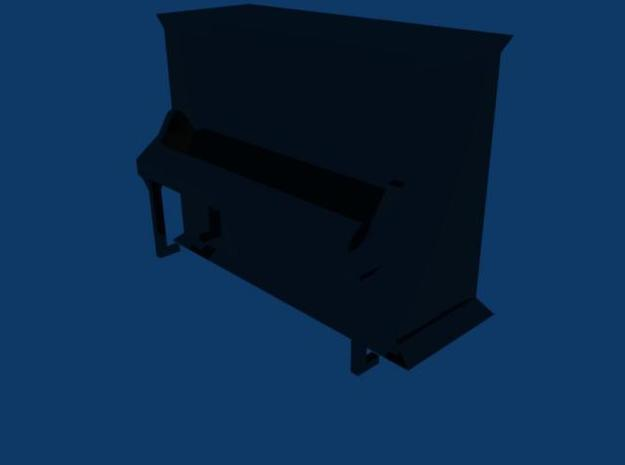 Miniature Piano 3d printed