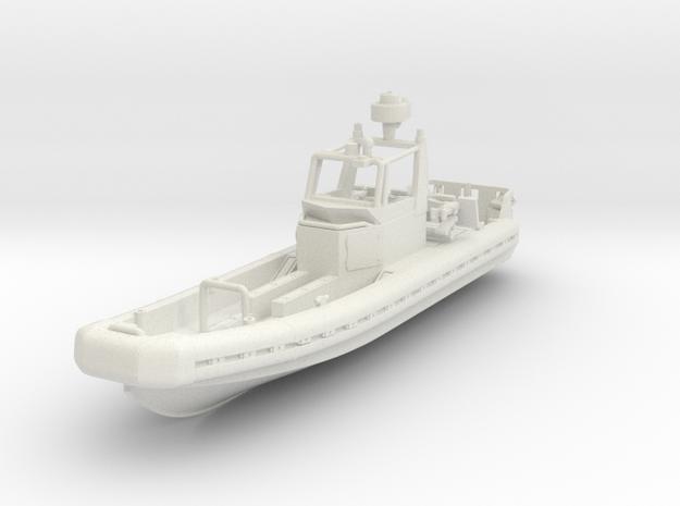 Riverine Patrol Boat 1/48 in White Natural Versatile Plastic