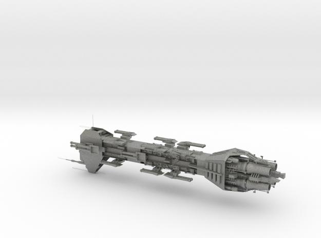 Earth Alliance - Nova -Class-Destroyer in Gray Professional Plastic