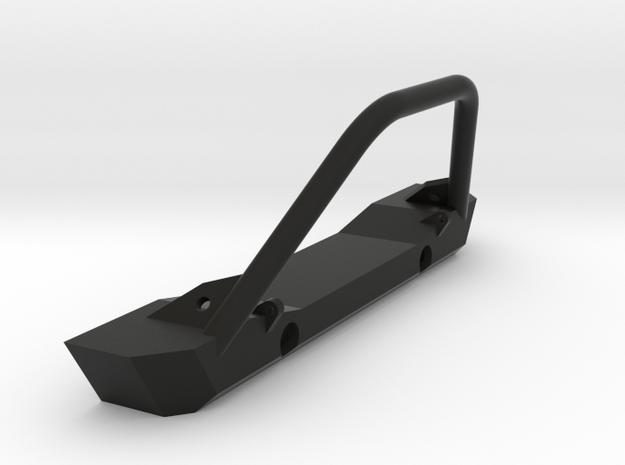Bumper 2 in Black Natural Versatile Plastic