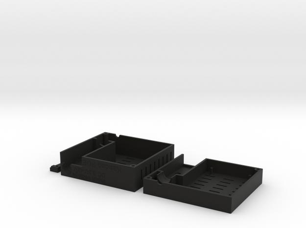 mini portable POE for the Kandao Obsidian camera in Black Natural Versatile Plastic