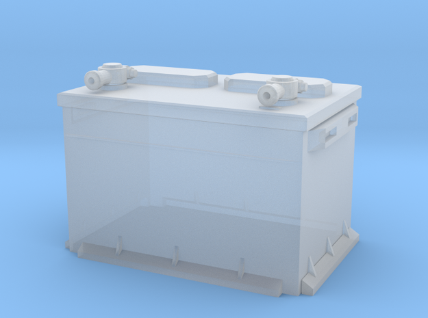 1:25 Standard Style Car Battery