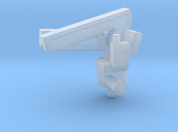 small modern ship crane (1:200)