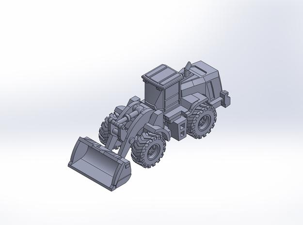 Cat950K bucket loader in Smoothest Fine Detail Plastic: 1:220 - Z