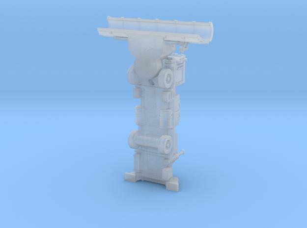 OK H gen2 ver2 plow rev2 in Smoothest Fine Detail Plastic: 1:400