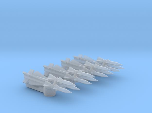 Omni Scale General Multi-Warhead RALADs in Smooth Fine Detail Plastic