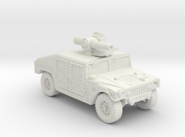 M966wTow 220 scale in White Natural Versatile Plastic