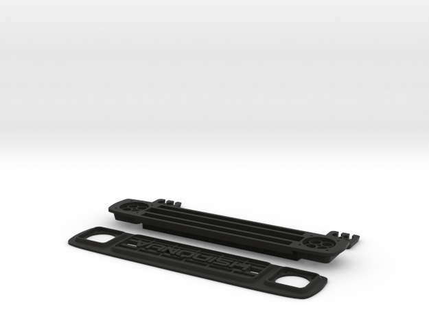 VS410 VS4-10 LightBar Grille Vanquish Products in Black Natural Versatile Plastic