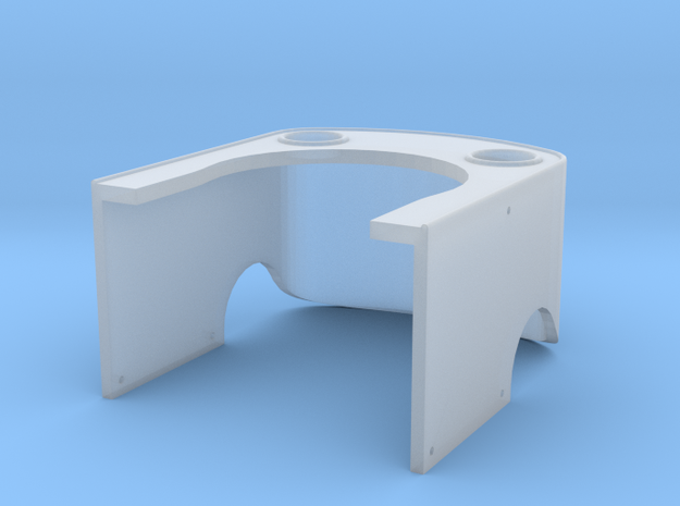 Spectical plate in Smooth Fine Detail Plastic