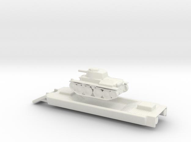 Panzerzüge  Panzerträgerwagen armored train 1/144