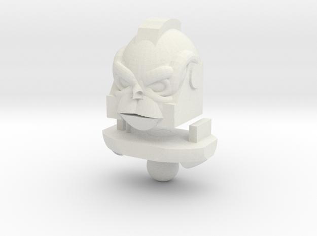 Monkey Bot Head
