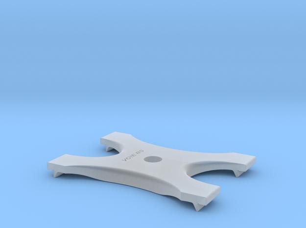 Gabarit 32 mm in Smooth Fine Detail Plastic