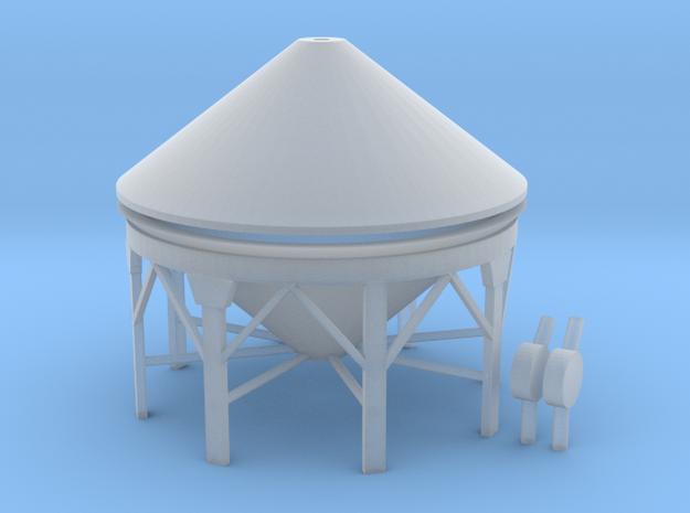 """'N & HO Scale' - Storage Tank - 1"""" PVC"""