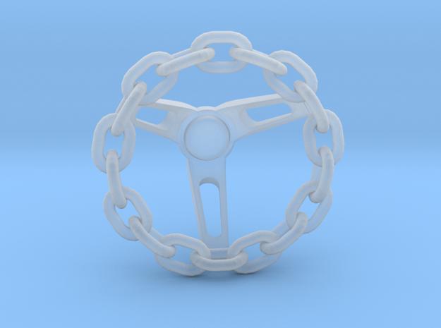1:16 Custom Chain Steering Wheel Slot support