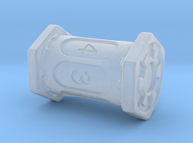 Vial D6 in Smoothest Fine Detail Plastic