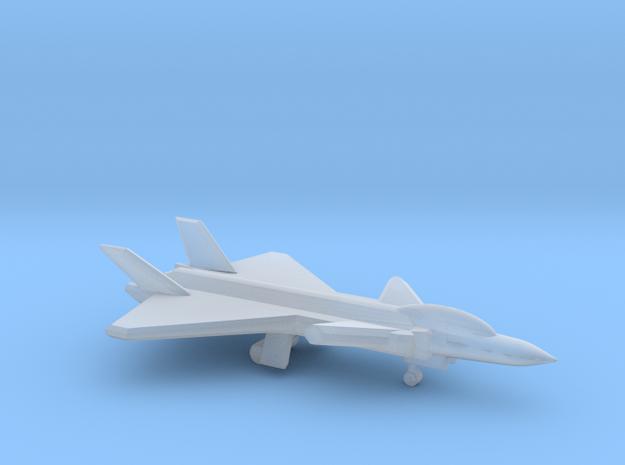 J-18 VTOL fighter 1/700 in Smooth Fine Detail Plastic