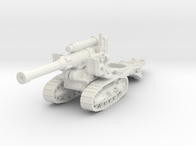 B4 howitzer scale 1/87