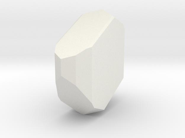 Orthoclase 5 in White Natural Versatile Plastic