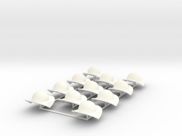 ETHAN 20  in White Processed Versatile Plastic