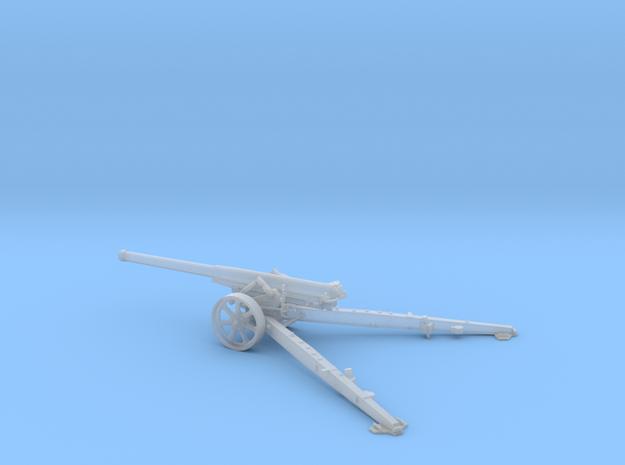 1/56 IJA Type 89 15cm cannon in Smooth Fine Detail Plastic