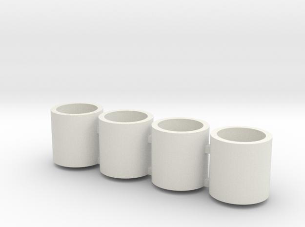 30.5R_rim4 in White Natural Versatile Plastic