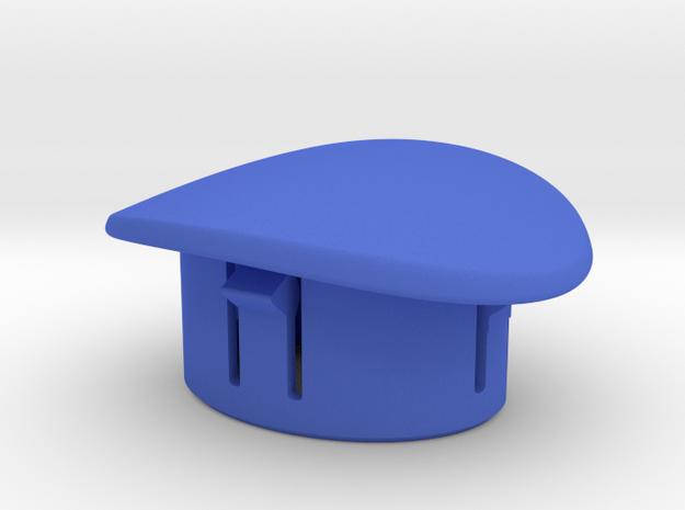 Saab Viggen Antenna Hole Cover / Plug in Blue Processed Versatile Plastic