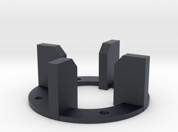 JRAN900 Internal Antenna Mount in Black Professional Plastic