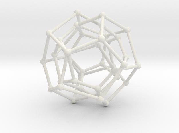 F40A graph in White Natural Versatile Plastic