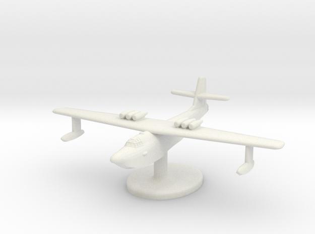 Ki-200 (Japan) in White Natural Versatile Plastic