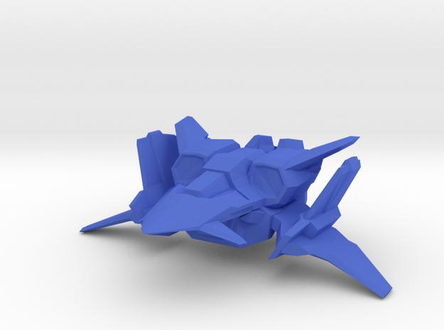 1/180 Viking Fighter  in Blue Processed Versatile Plastic