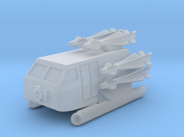 285 Scale General Scatter-Pack Shuttle MGL in Smooth Fine Detail Plastic