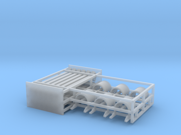 Coil Car Cover Parts - HOscale