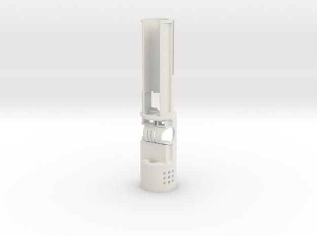 Roman Props Inception - Padawan Var 2 in White Natural Versatile Plastic