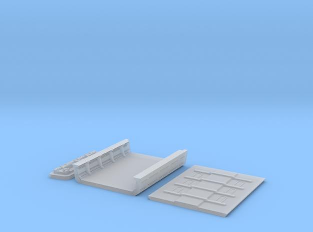 PROTOTYPE 1/350 K'Tinga Shuttlebay