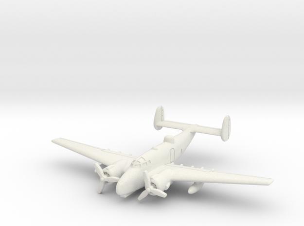 Lockheed PV-2 Harpoon 1/200 in White Natural Versatile Plastic