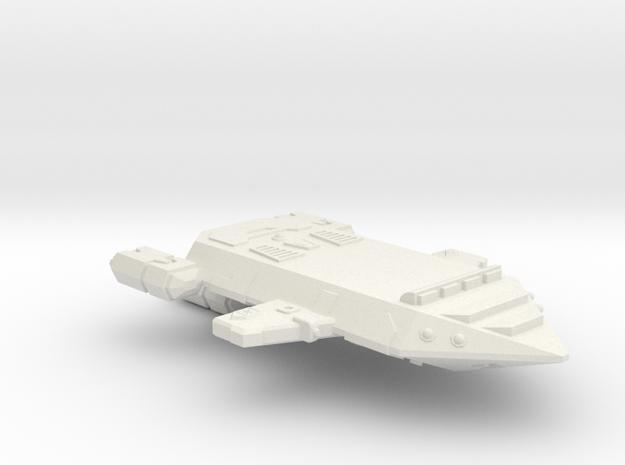 3788 Scale Orion Heavy Cruiser (CA) CVN in White Natural Versatile Plastic