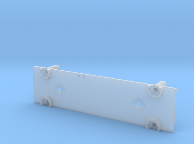 ELECTRONICS_KATO_SD38-2_BASE_MOTOR_MOUNT in Smooth Fine Detail Plastic