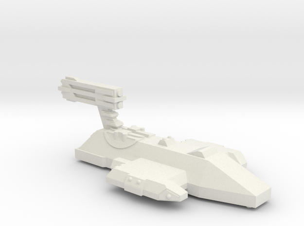 3788 Scale Lyran Mountain Lion (DND) CVN in White Natural Versatile Plastic