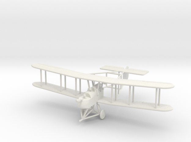 GWA11 RAF F.E.2b (1/144) in White Natural Versatile Plastic