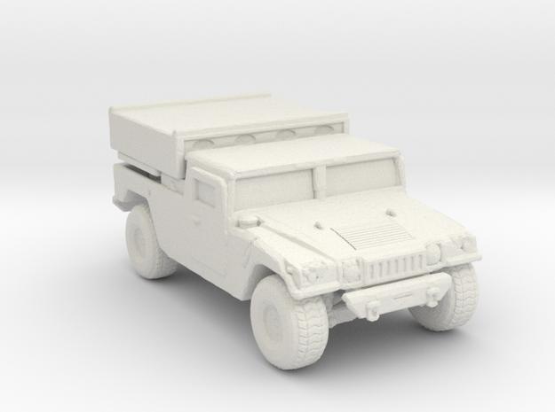 M1097a2 EFOGM 160 scale in White Natural Versatile Plastic
