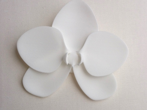 Orchid 3d printed