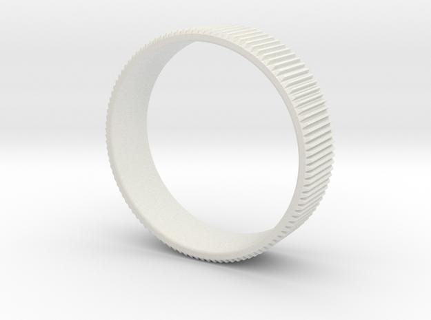Sigma 18-35 f 1,8 Focus Gear in White Natural Versatile Plastic