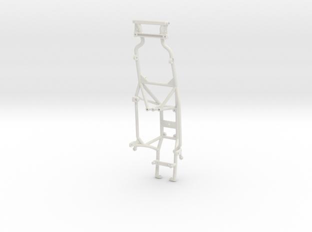 045010-01 Ampro Hornet Cage for Ampro Body in White Natural Versatile Plastic