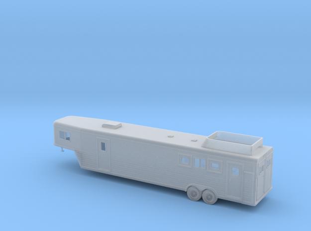 1/160 Modern Horesetrailer Kit