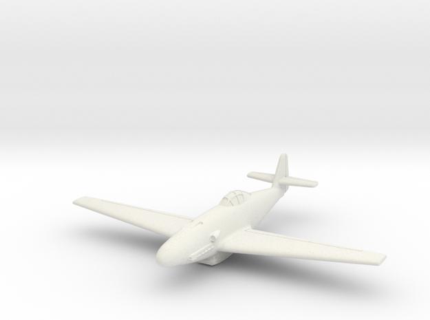 (1:144) Messerschmitt Me 309 V1 in White Natural Versatile Plastic