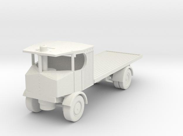 v-76-sentinel-steam-lorry-1 in White Natural Versatile Plastic