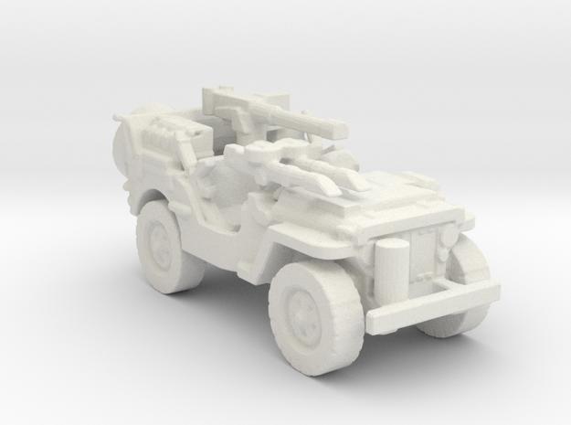 1/100 SAS Jeep ww2  4