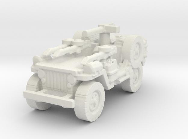 1/100 LRDG Jeep  2