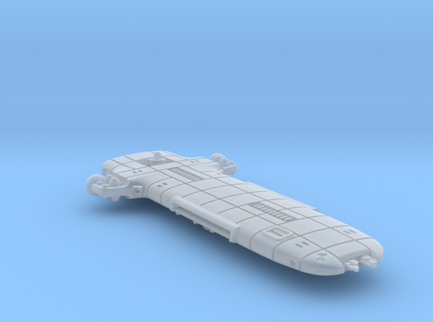 Terran (TFN) Independence-class Light Carrier CVL in Smooth Fine Detail Plastic