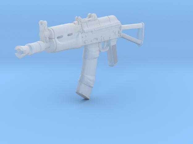 1/16th KS-74u  in Smoothest Fine Detail Plastic